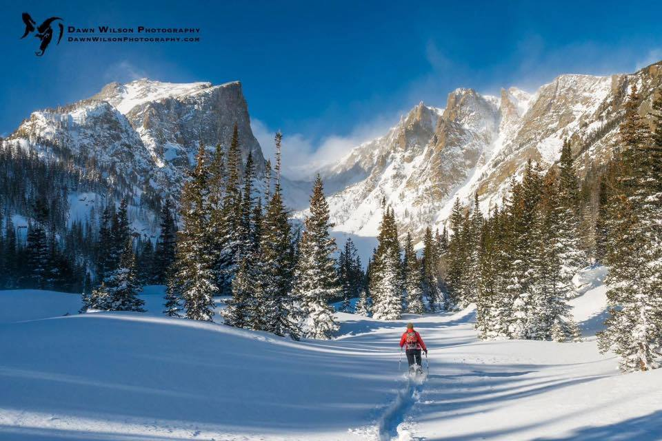 Winter Trails Day At Rocky Mountain National Park Kids