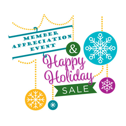 Member Appreciation Event And Happy Holiday Sale At The Childrens Museum Of Denver