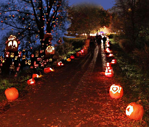 Jack-o-Lantern Trail