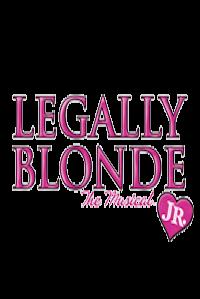 Legally Blonde The Musical Logo Prairie Playhouse pres...