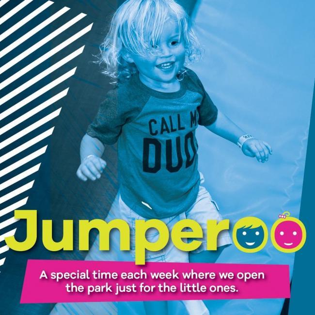 Wild Wednesdays at Jump Street Indoor Trampoline Park (Lakewood ...