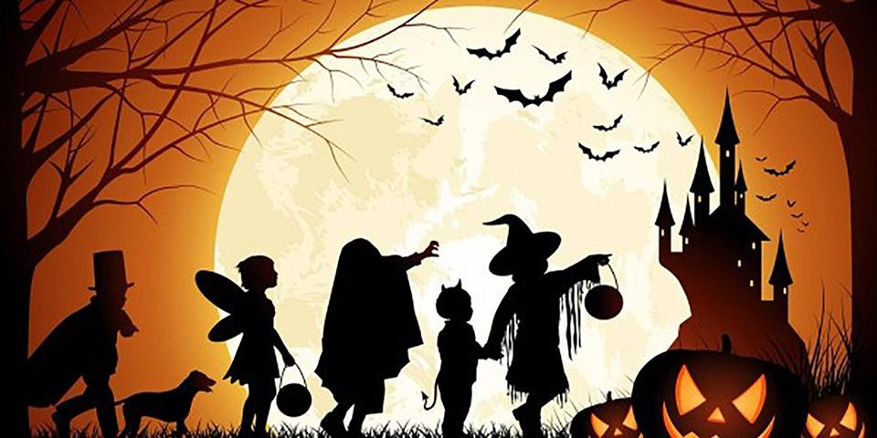 Trick-or-Treat event banner