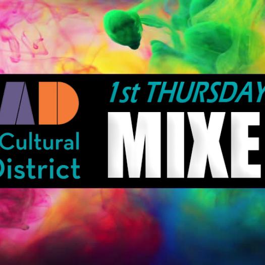First Thursday Art Mixers