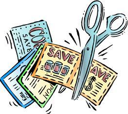 cartoon coupon clipart