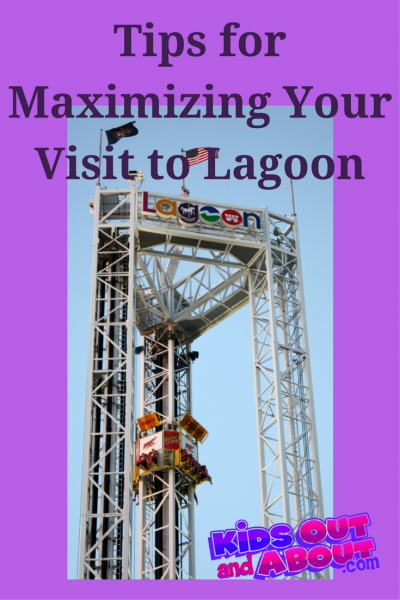 Lagoon Amusement Park, Farmington, Utah